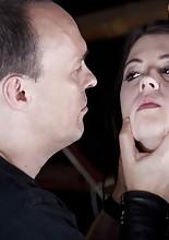 Young Slut Disciplined, pic #4